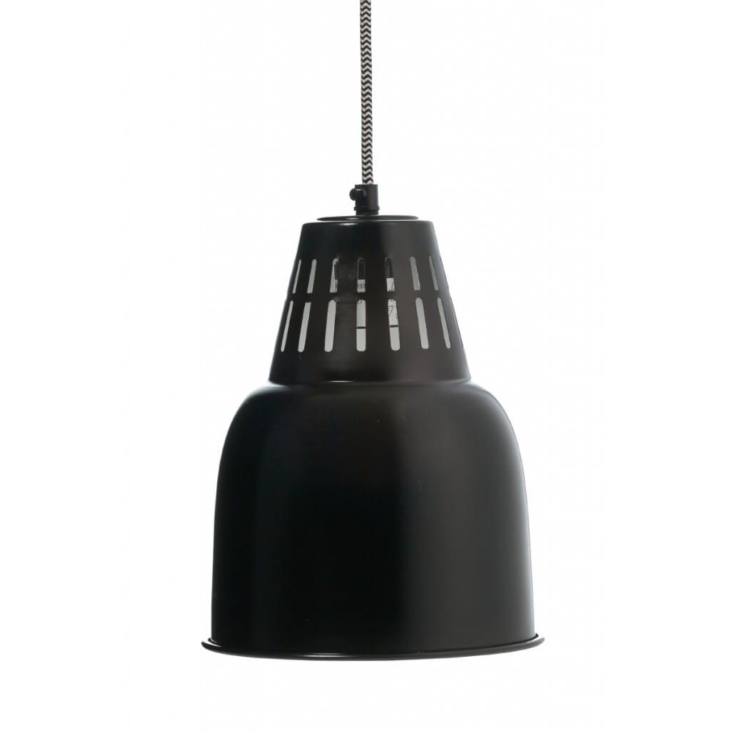 Lampa wisząca NUNO-Black ALURO wysokość 24 cm 25