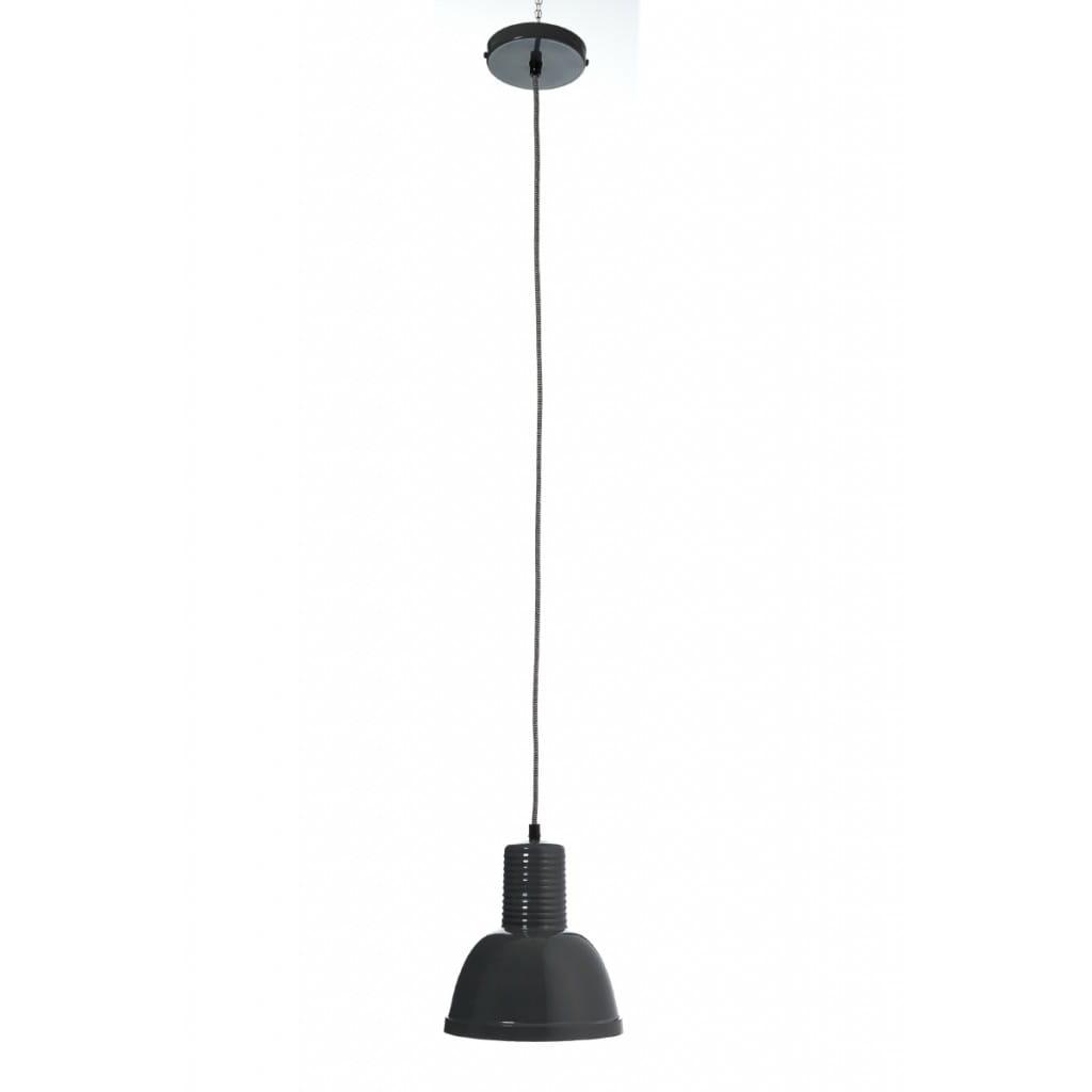Lampa wisząca NUNO-Graphite ALURO wysokość 22 cm 23