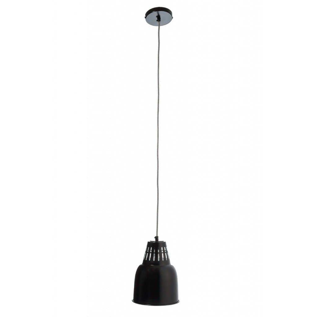 Lampa wisząca NUNO-Black ALURO wysokość 24 cm 23