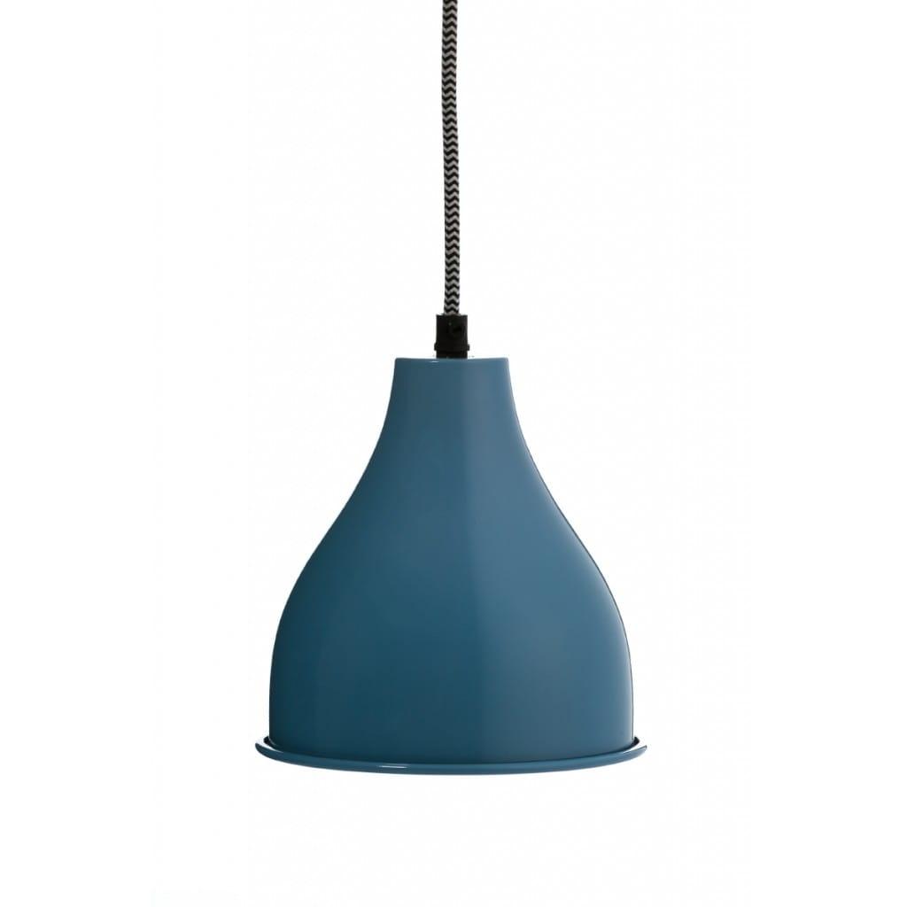 Lampa wisząca NUNO-Blue ALURO wysokość 17 cm 24
