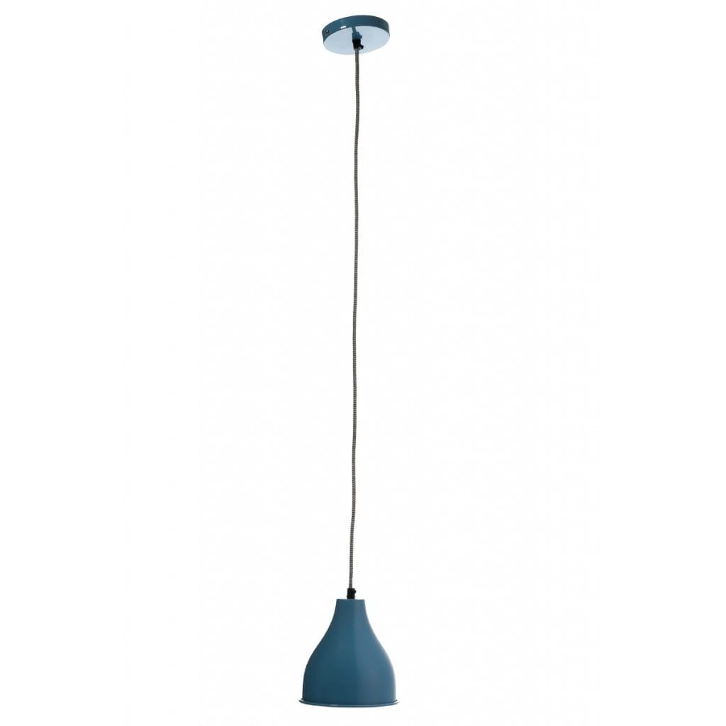 Lampa wisząca NUNO-Blue ALURO wysokość 17 cm 23