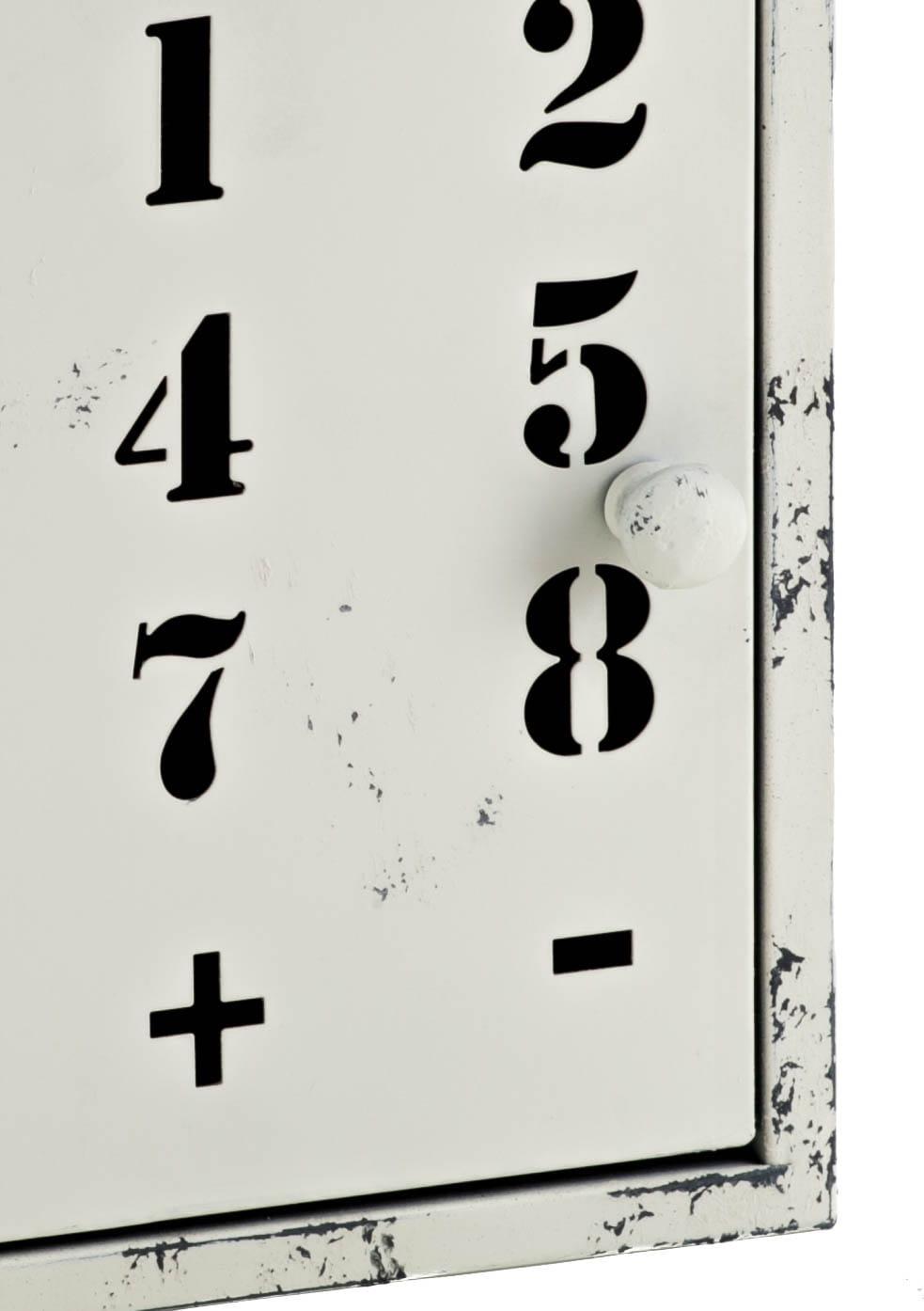 Szafka wisząca ALURO Lamali wysokość 21 cm 26