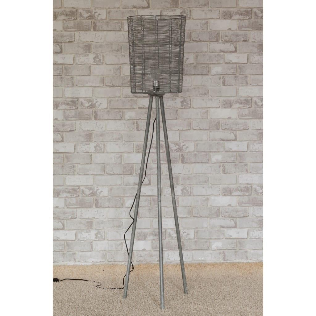 Lampa podłogowa TARIKA ALURO wysokość 150 cm 23