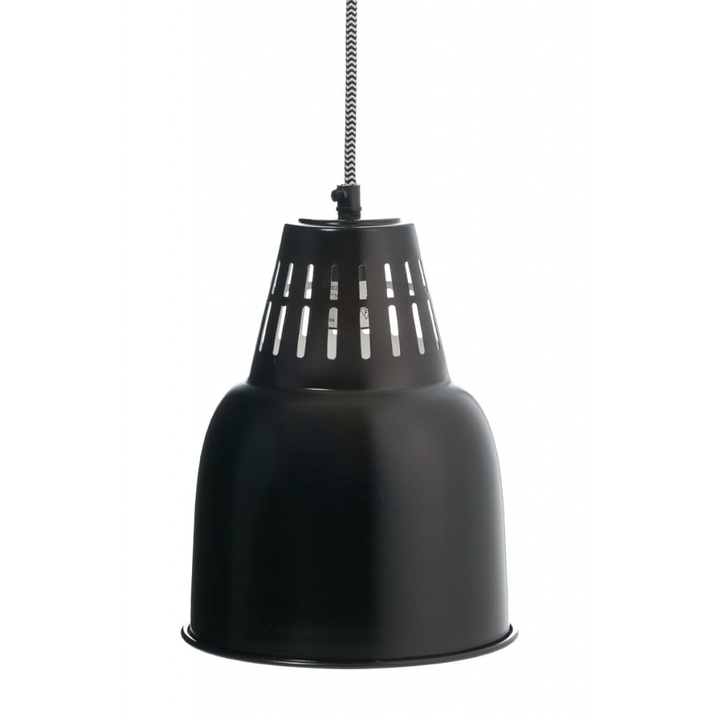 Lampa wisząca NUNO-Black ALURO wysokość 24 cm 24