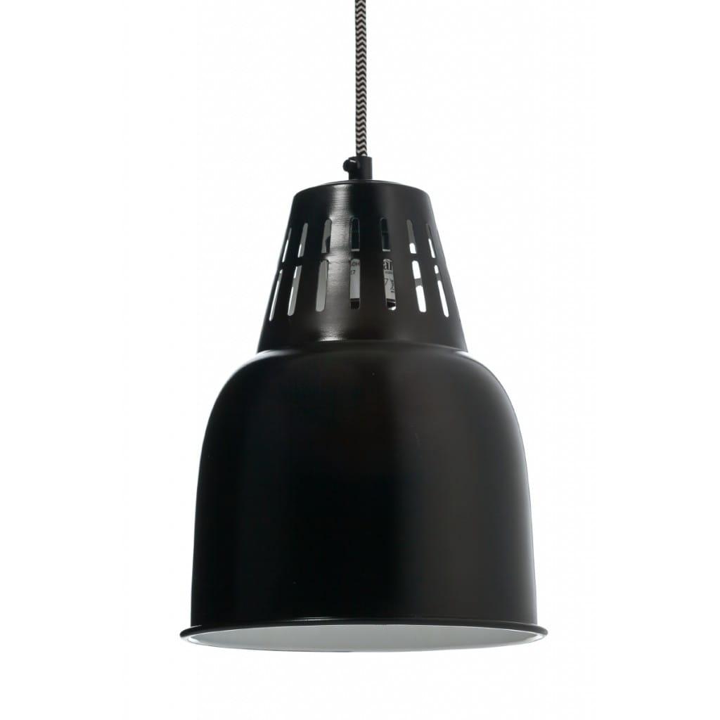 Lampa wisząca NUNO-Black ALURO wysokość 24 cm 26