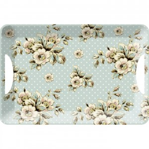 "Taca 47x33cm ""cottage flower dinnerware"" Katie Alice"