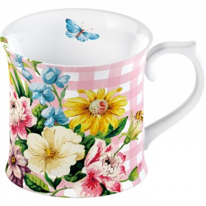 "Kubek 350 ml ""english garden"" Katie Alice 10x9.5x9 cm Creative Tops"
