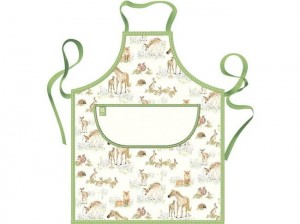 NT Forest Toile Fartuch 67x80 cm Creative Tops